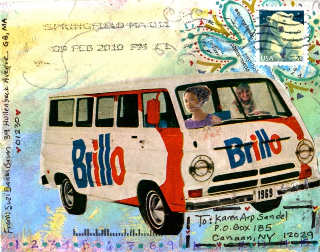 The Brillo Van _Fe-Mail_ by SBB 2_1_10